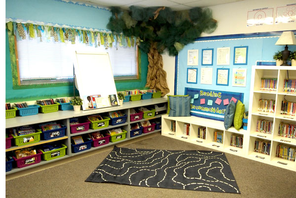 7 Inspiring Kid Room Color Options For Your Little Ones: Unique Classrooms